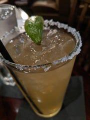 Margarita at Pelican's.