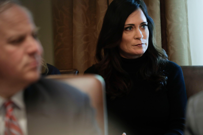 Trump campaign spokeswoman Kayleigh McEnany to replace White House press secretary Stephanie Grisham