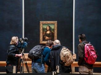 Louvre celebrates 500th anniversary of Leonardo Da Vinci's death with new exhibit