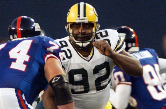 Reggie White was a Super Bowl champion, a two-time AP NFL Defensive Player of the Year and a 13-time Pro Bowler.