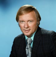 "John Clarke as Mickey Horton on ""Days of Our Lives,"" circa 1972-1973."