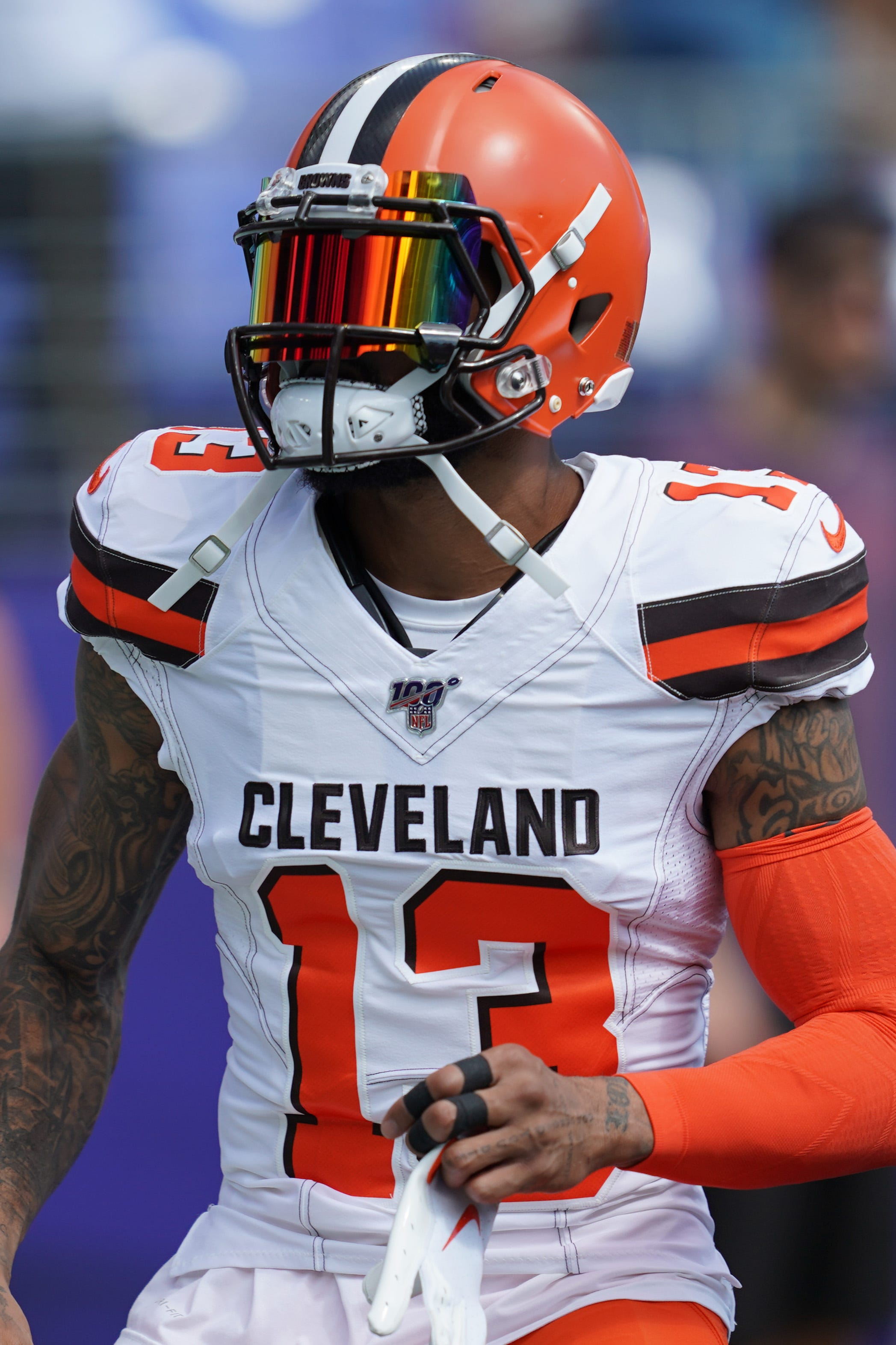 Browns Odell Beckham Jr. not pleased with $14K fine for pants that were too short