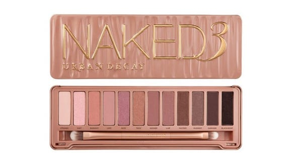 Best Hanukkah gifts of 2019: Urban Decay Naked3 palette