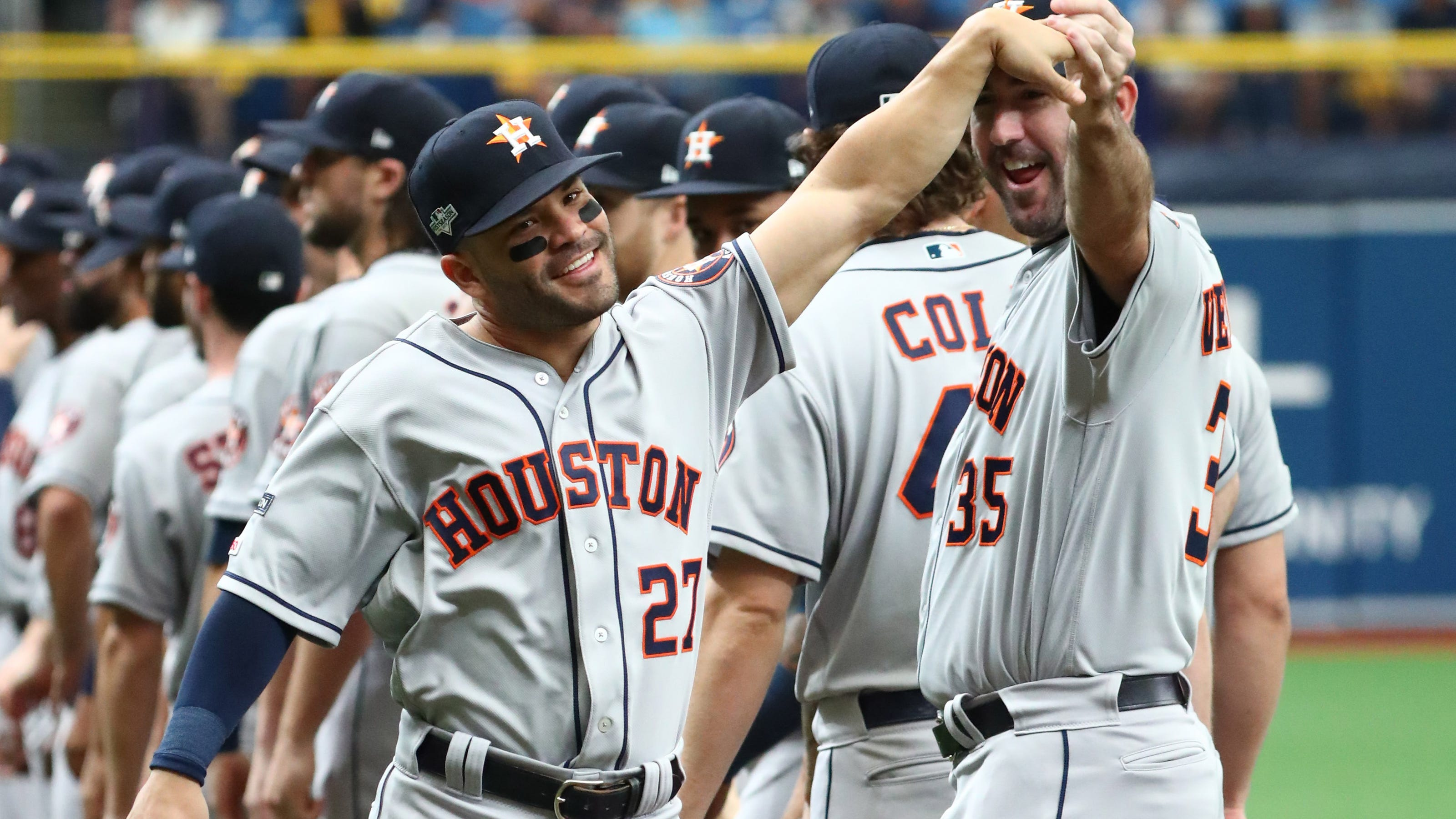 World Series Astros Nationals Prove The Benefits Of No