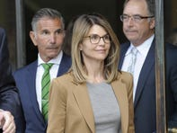 The move comes after four parents pleaded guilty, choosing to cave rather than face an additional bribery charge that prosecutors threatened.