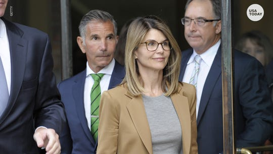 Lori Loughlin's husband joked about USC admissions process, emails released by feds shows