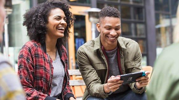 Best gifts for boyfriends 2019: Nintendo Switch