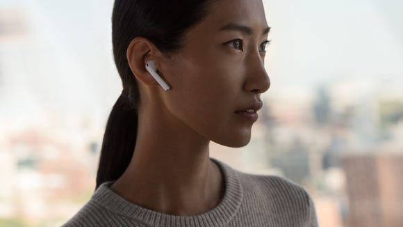 Best gifts for women 2019: Apple Airpods