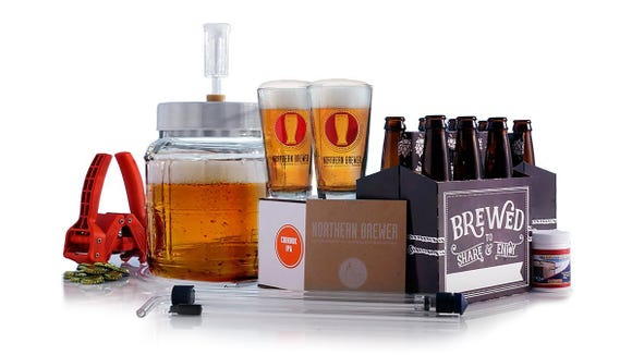 Best gifts for boyfriends 2019: Northern Brewer Small Batch Beer Brewing Kit