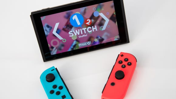 Best Hanukkah gifts of 2019: Nintendo Switch