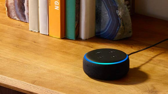 Best gifts for boyfriends 2019: Amazon Echo Dot