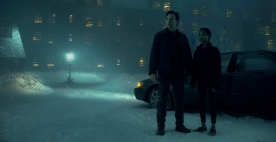 """Danny Torrance (Ewan McGregor) returns to the infamous Overlook Hotel to help young Abra (Kyliegh Curran) in """"The Shining"""" sequel """"Doctor Sleep."""""""