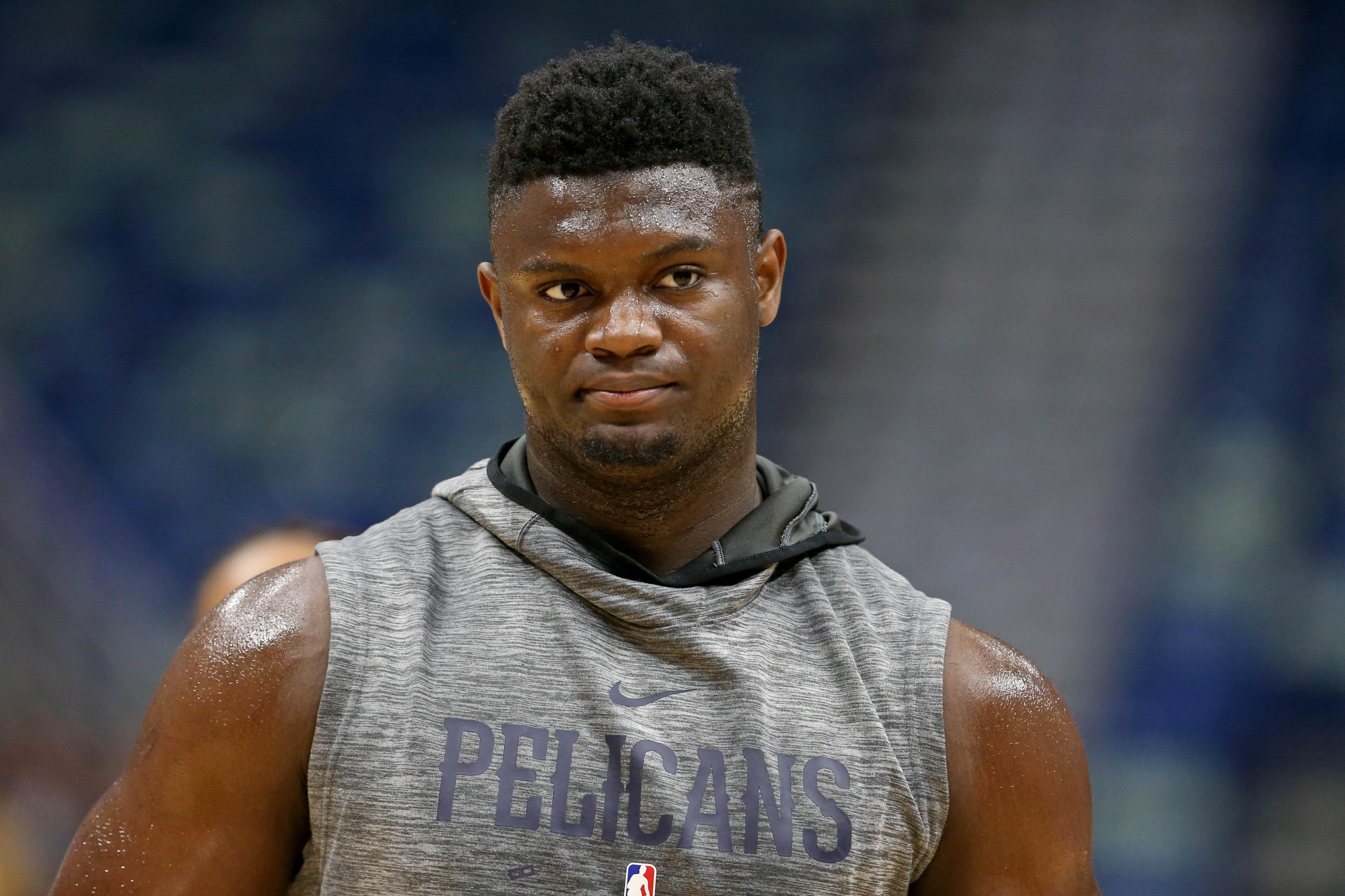 Just asinine: Pelicans David Griffin shuts down Zion Williamson weight chatter