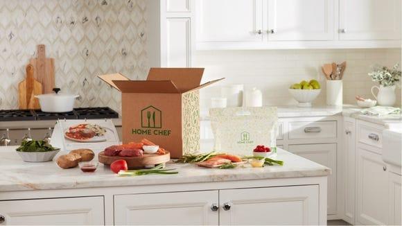 Los mejores regalos para esposas 2020: Home Chef.