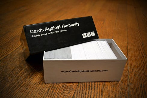 Best Hanukkah gifts of 2019: Cards Against Humanity