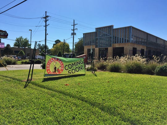 Chicken Salad Chick, located on MacArthur Boulevard in Alexandria, is scheduled to open in December.