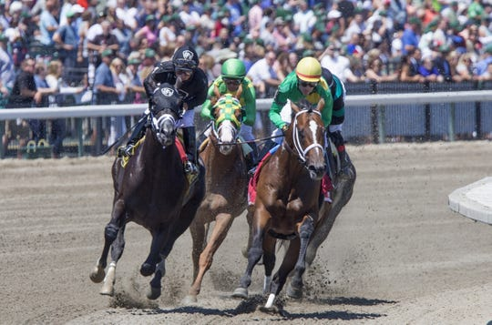 Propsosed safety measures would eliminate the use of whips by jockey's n New Jersey in all but emergency situations.