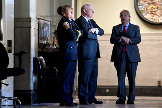Civil Service Board dismisses firefighter's grievance, says it's outside jurisdiction
