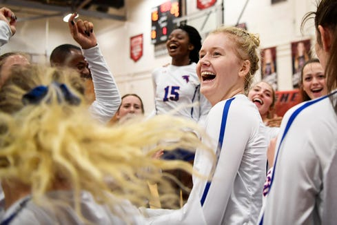 For the first time since 2009, the West Henderson volleyball team is headed to the state championship.