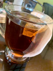 Ossorio in Cocoa Village serves high-quality, fair-trade, all-natural White Lion teas.