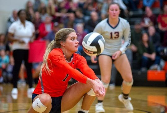 Galion's Samantha Comer was selected third team All-Ohio in 2019.