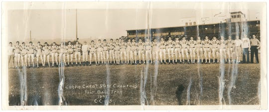 Corpus Christi High School was named the No. 2 team of the 1930s according to Fizz Rankings, which rated Texas high school football teams from every decade.