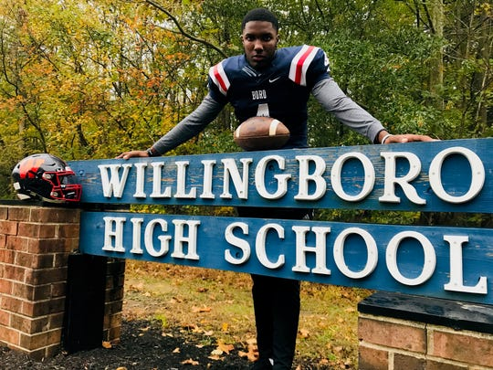 Willingboro junior quarterback Ah-Shaun Davis is on the verge of breaking the program's single-season records for passing yards and touchdowns, and is on pace to shatter the career marks.