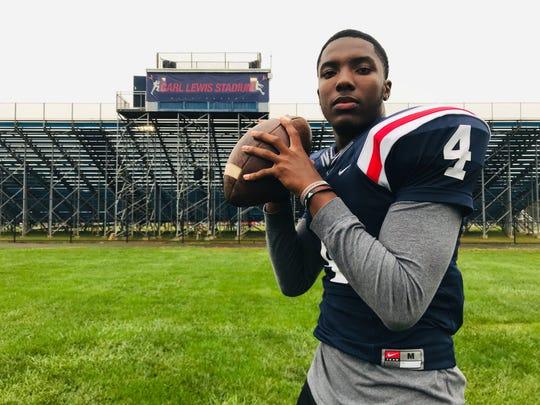 Willingboro quarterback Ah-Shaun Davis has thrown for 24 touchdowns this season.