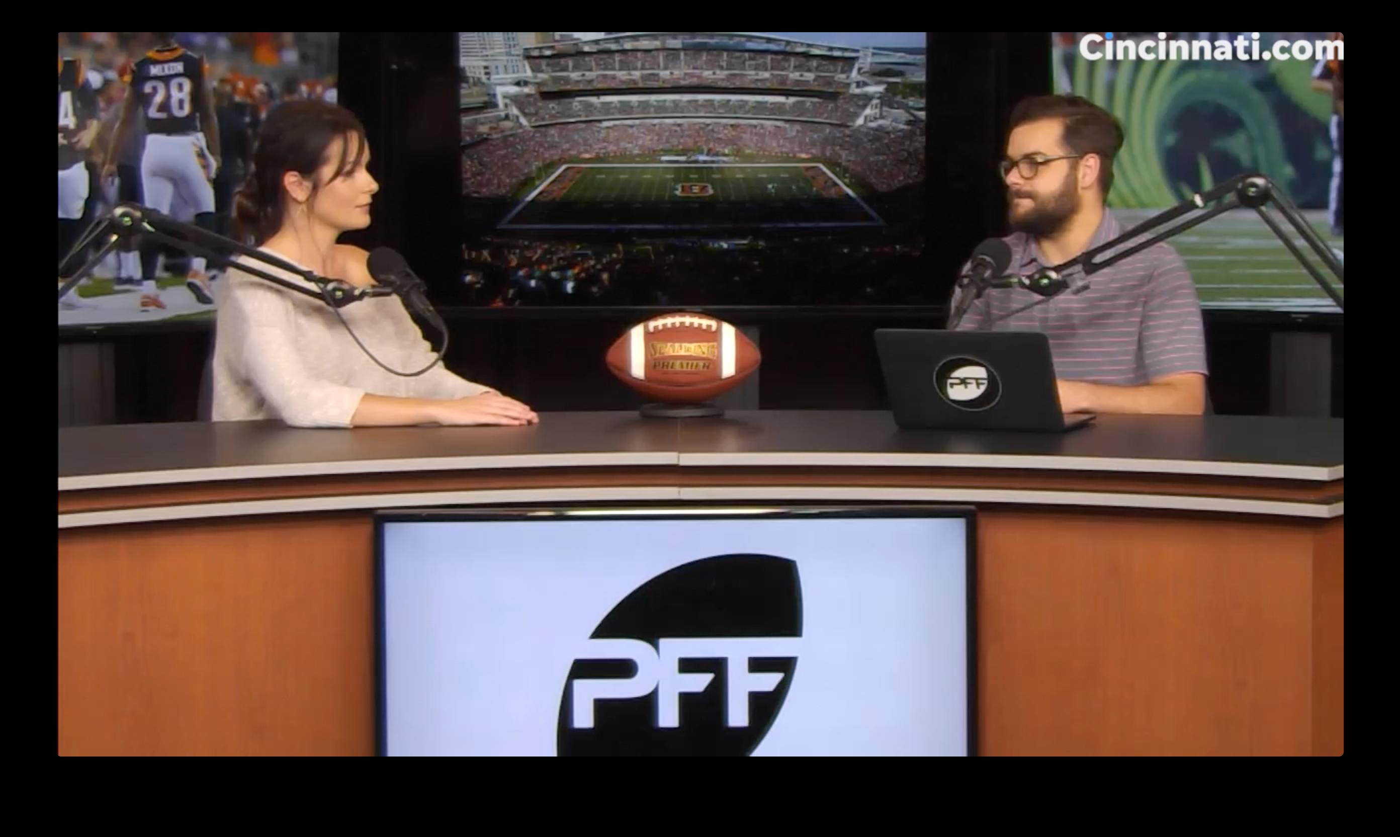 Cincinnati Bengals Podcast: PFF Lead Editor Austin Gayle on 0-7 start to NFL season