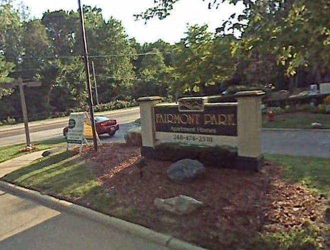 Fairmont Park Apartments in Farmington, Hills.