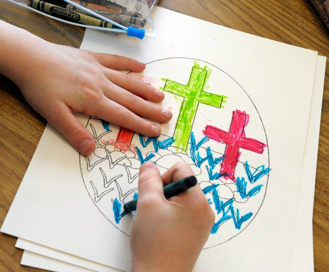 Catholic schools could compete on a level financial playing field with public schools if the Supreme Court rules that states can't prohibit tax dollars from supporting religious schools.