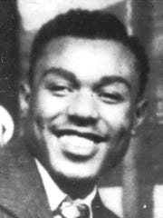 Willie Edwards Jr., shown in an undated file photo, disappeared from Montgomery, Ala., on Jan. 23, 1957, and was found dead in the Alabama River three months later.