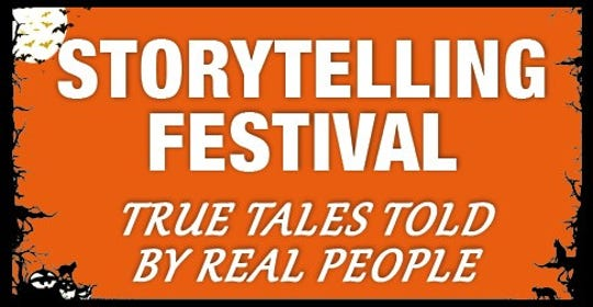 A number of community members will be featured as part of the Storytelling Festival in Henderson Saturday.