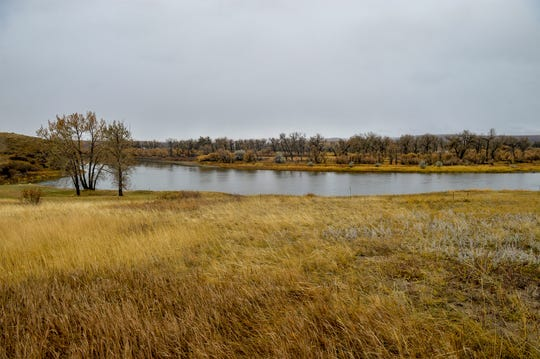 Five of the lots at the River Bend Estates subdivision south of Great Falls include riverfront.