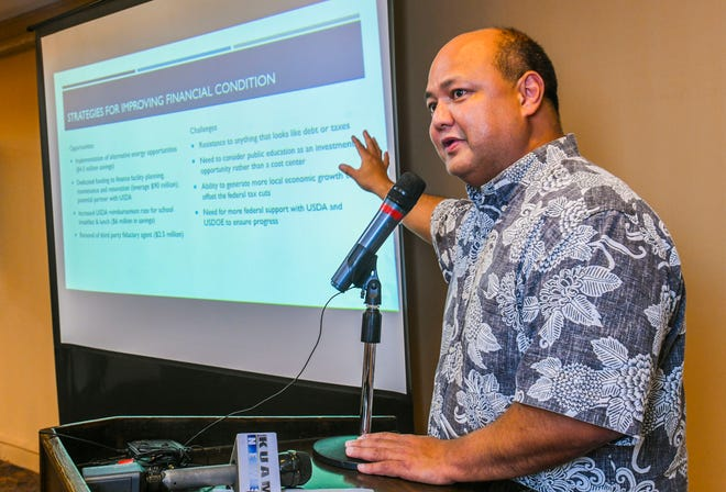 Five Guam DOE students sued Guam DOE Superintendent Jon Fernandez, seeking extended school year services which they said is required under federal law.