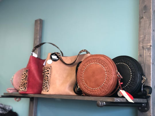 Leslie Patterson has carefully selected her favorite accessories for new boutique Southern Miss Closet.