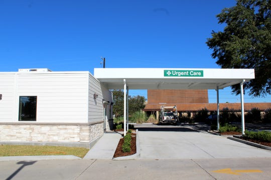 University Hospitals and Clinics' new urgent care clinic officially began seeing patients Oct. 23.