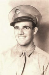 Private First-Class Ray Leslie