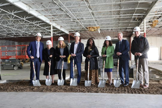 Dare to Care Food Bank breaks ground on its new Community Kitchen in partnership with the Novak Family Foundation. Located in Louisville's Parkland neighborhood, the kitchen will open in April 2020 and will expand capacity for existing and new programs to serve Kentuckiana's 170,000 food-insecure residents.