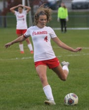 Mansfield Christian's Olivia Bekeleski was named a second team All-Ohioan by the Ohio Scholastic Soccer Coaches Association on Sunday.