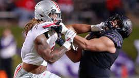 Which Buckeye would beating Badgers help most?