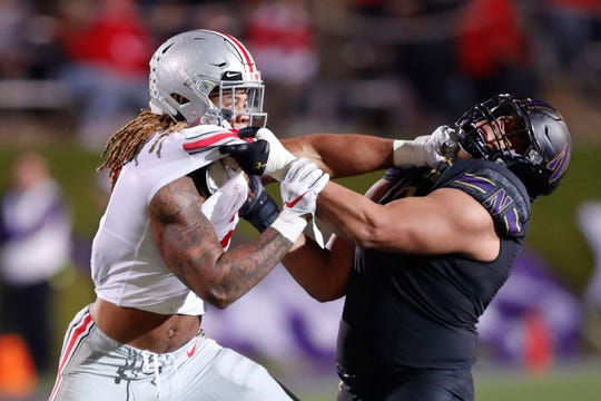 An argument could be made that Ohio State defensive end Chase Young is the Buckeyes' MVP and their most deserving Heisman Trophy candidate