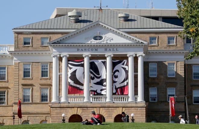The University of Wisconsin Madison on Wednesday, Oct. 23, 2019.