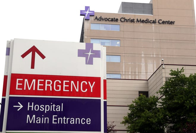 Advocate Christ Medical Center was one of several facilities told to reduce the number of hours on ambulance diversion by the state of Illinois in a March 2018 letter. In January 2019, the state issued a second letter.