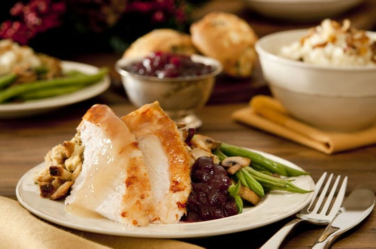 Thanksgiving dinner doesn't have to be at home. Some restaurants will be open on the holiday.