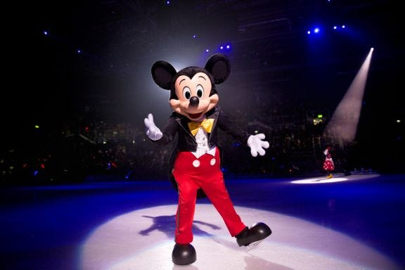 Disney on Ice: Dream Big is coming to Fiserv Form in February.