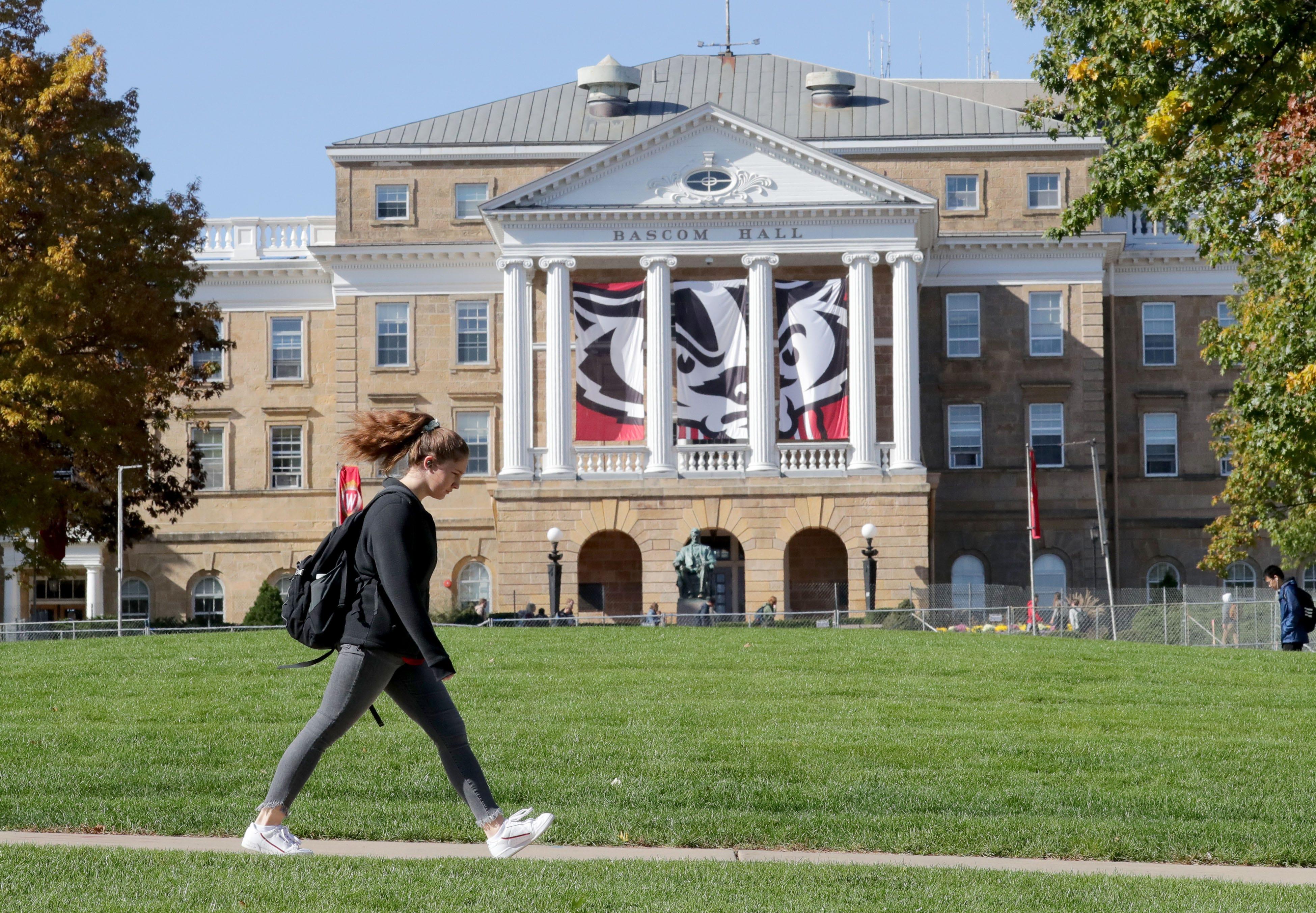 UW-Madison students graduating faster than ever, saving money