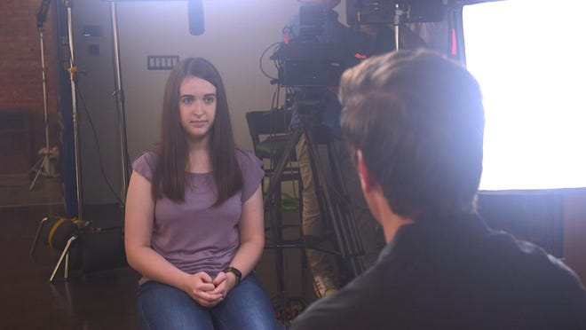 "Payton Leutner speaks with David Muir for ""20/20,"" airing Friday on ABC."
