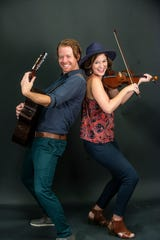 Todd Fulmer and Kimberly Wolfe are a new Montgomery music duo.