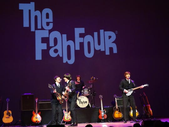 The Fab Four: The Ultimate Tribute is coming to the Montgomery Performing Arts Centre on Friday.